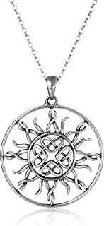 celtic love pendant