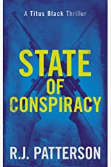 State of Conspiracy (Titus Black Thriller series Book 8) Kindle Edition