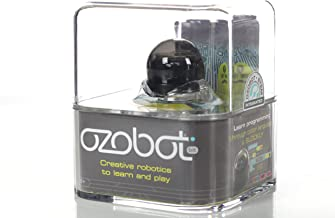 【国内正規品-保証付き-】Ozobot(オゾボット) 2.0 Bit 子ども向けプログラミング教材ロボット(チタンブラック)