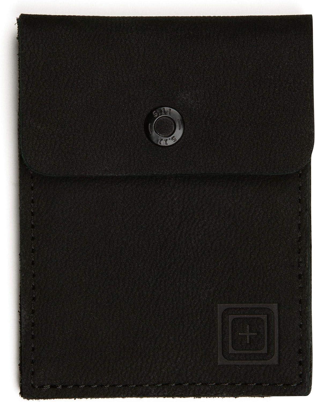 5.11 Tactical Series Standby Card Wallet Credit Card Holder, 11 cm, Black (Black) - 511-56464-019
