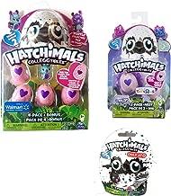 Hatchimals Colleggtibles Season 2 Exclusives Bundle - Burtle 4-pack + bonus, Owlicorn 2-pack + nest, Bearakeet 1-pack