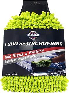 Luva de Microfibra Rodabrill