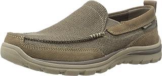 حذاء ميلفورد بدون كعب أو أربطة للرجال من سكيتشرز