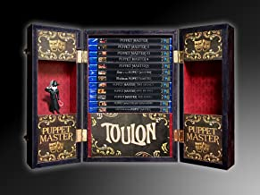 PUPPET MASTER COLLECTION [Toulon's Ultimate Collectible Trunk] (Blu-ray - 12 Disc Set)