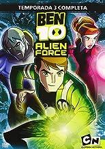 Ben 10: Alien Force Temporada 3 [DVD]