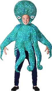 Child Blue Octopus Costume