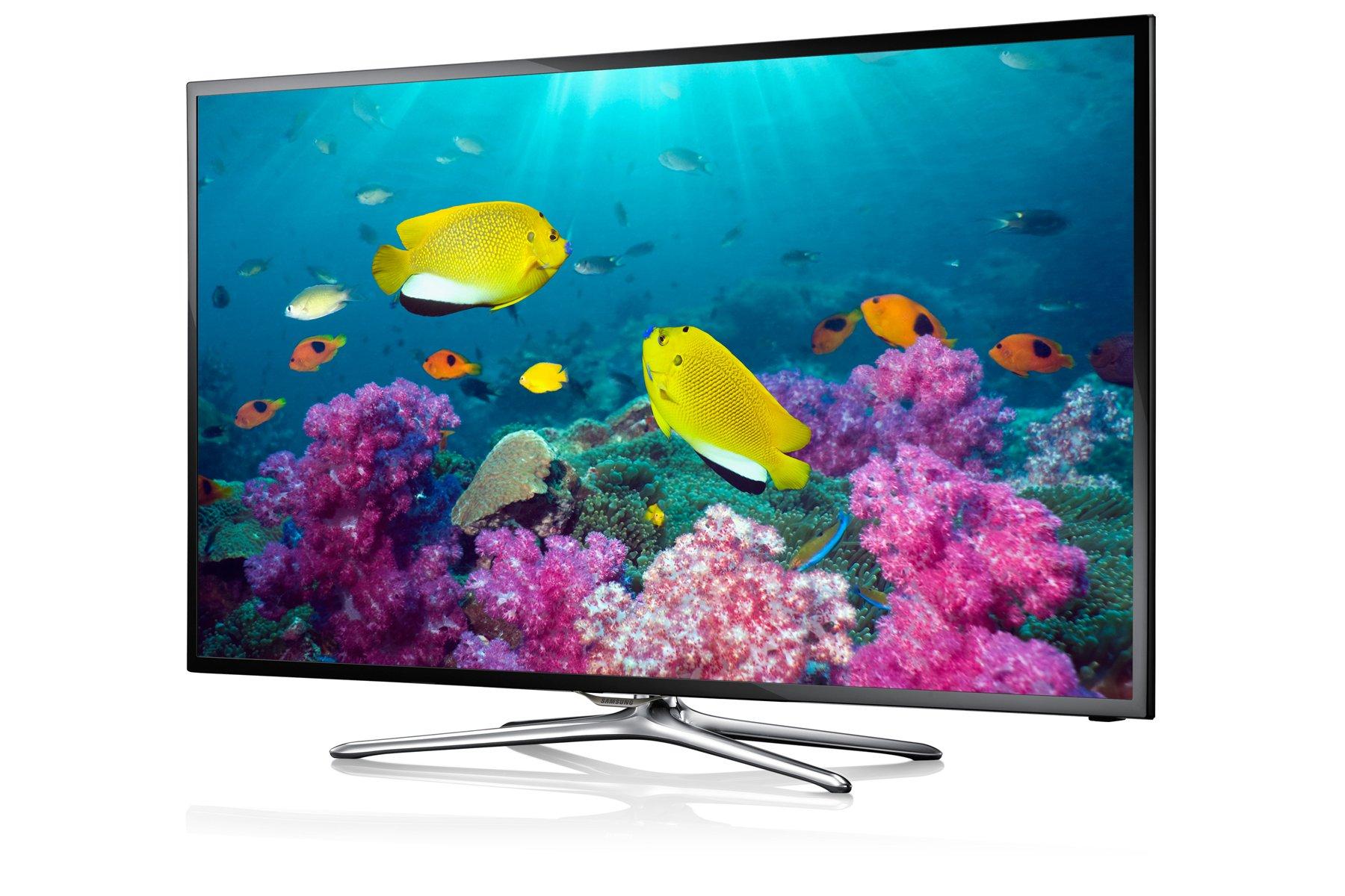 Samsung UE40F5700 - Televisor LED (100 Hz, WiFi), negro: Amazon.es ...