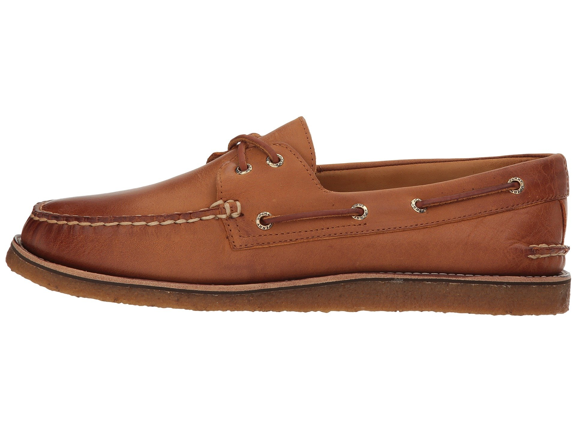 2 o Crepe A Sperry eye Tan Gold qEtfwf