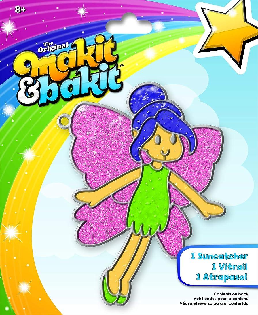 Colorbok 73819 Makit & Bakit Suncatcher Fairy Multi-Colored