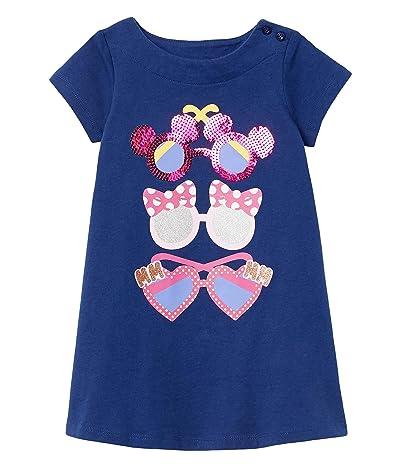 Spotted Zebra Disney Star Wars Marvel Frozen Princess T-Shirt Dress (Little Kids/Big Kids)