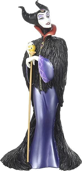 Disney Showcase Collection By Enesco Maleficent Art Deco Figurine 4057170