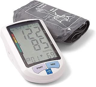 Automatic Digital Blood Pressure Monitor, Universal Upper Arm Adult Cuff, 8.5