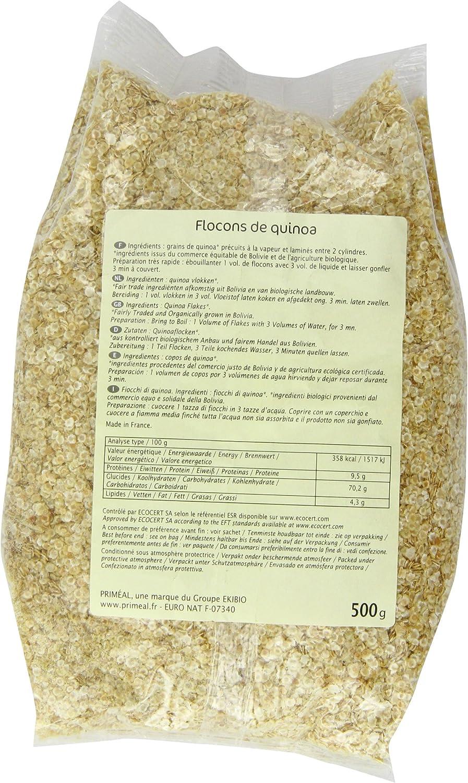 Primeal Organic Quinoa Flakes 500g