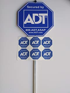 Best secured by adt sign Reviews
