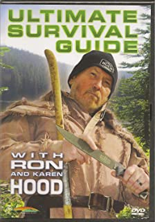 Ultimate Survival Guide W Ron and Karen Hood Cold Climate ~ Desert ~ DVD NEW