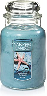 Yankee Candle Large Jar Candle, Ocean Star