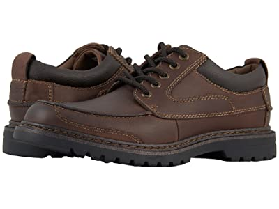 Dockers Overton (Red/Brown Soft Oiled Crazyhorse) Men