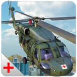 US Army Helicopter Rescue Ambulance Driving Games