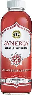 Best synergy kombucha strawberry serenity Reviews