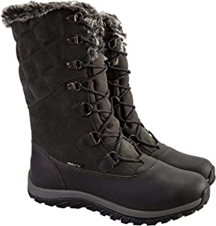 Vostock Womens Snow Boots - Ladies Winter Shoes