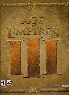 Age of Empires III Boxed Set (Set Includes: Art of Empires, Artwork From the Aclaimed Series Age of Empires - Poster - The Making of Age of Empires III DVD - Soundtrack CD - Demo Disc)