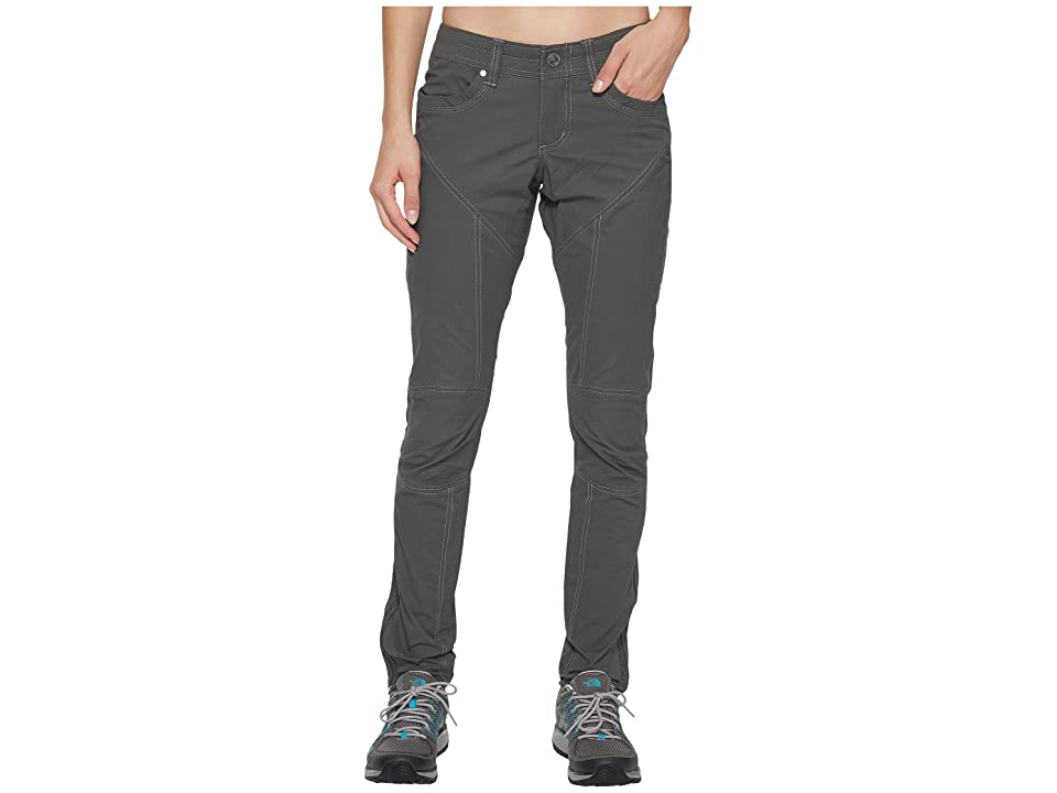KUHL Inspiratr Ankle Zip Pants (Carbon) Women