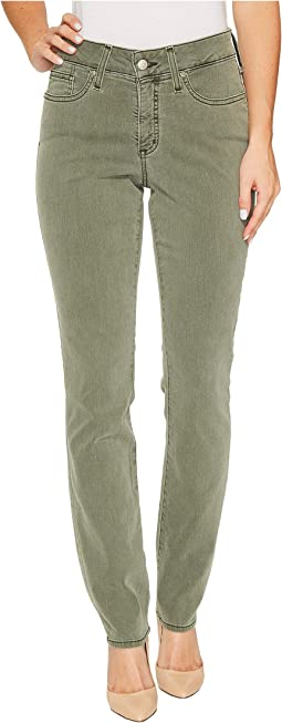 Alina Legging Jeans in Fatigue