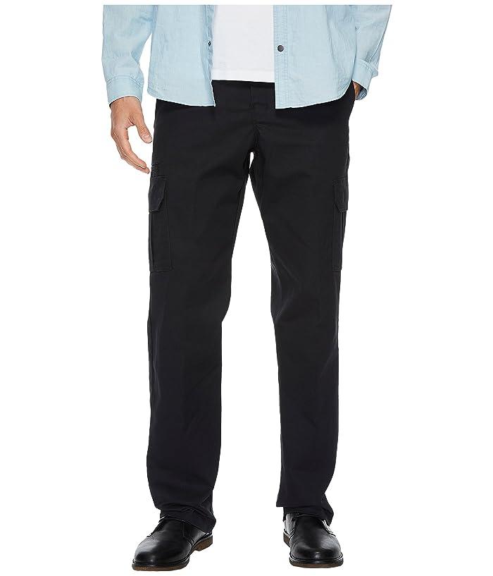 Dickies  Flex Twill Cargo Pants (Black) Mens Casual Pants