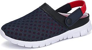 SAGUARO Sabots Mesh Chaussures de Jardin Hommes Femmes Sandales GR.36-48