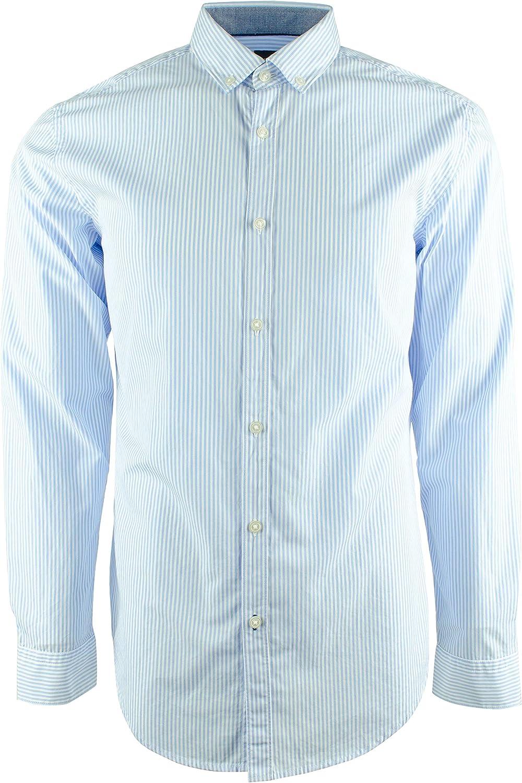 Hugo Boss Men's Rikard Slim Fit Long Sleeve Shirt