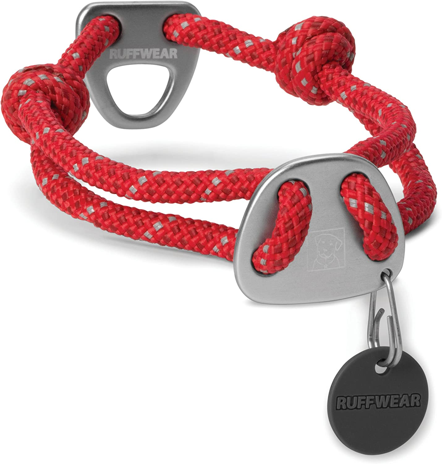 Ruffwear KnotACollar, Large, Red Currant