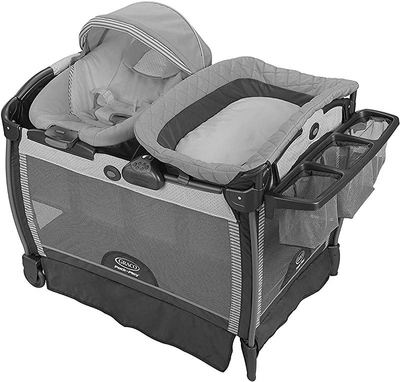 Graco Pack N Play Playard Snuggle Suite LX Pipp