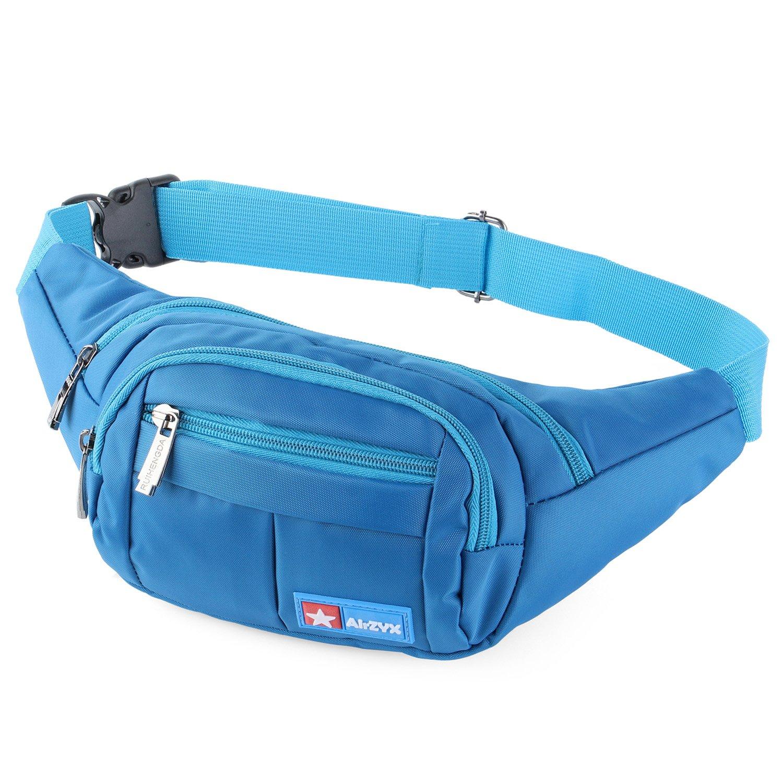 AirZyx Bumbags and Fanny Packs for Running Hiking Waist Bag Outdoor Sport Hiking Waistpack for Men Women