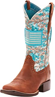 Best womens camo square toe boots Reviews