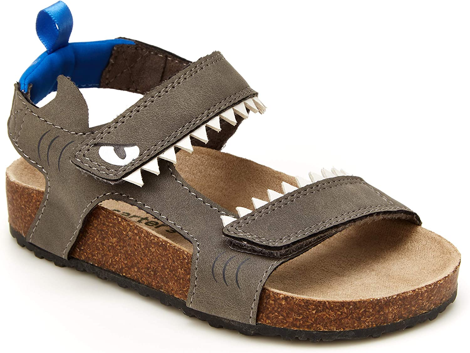 Max 59% OFF Carter's OFFicial mail order Unisex-Child Sandal Zackary