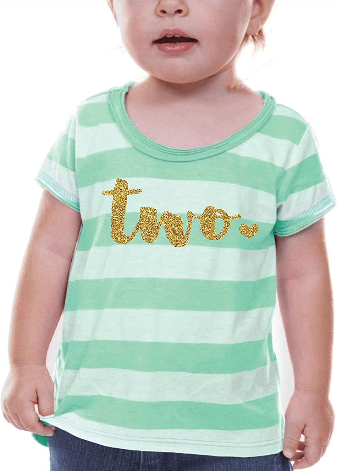 Bump and Beyond Designs Second Birthday Shirt Girl Second Birthday Outfit