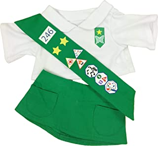 Scout Teddy Bear Clothes Outfit Fits Most 14