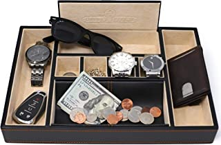 mens nightstand organiser