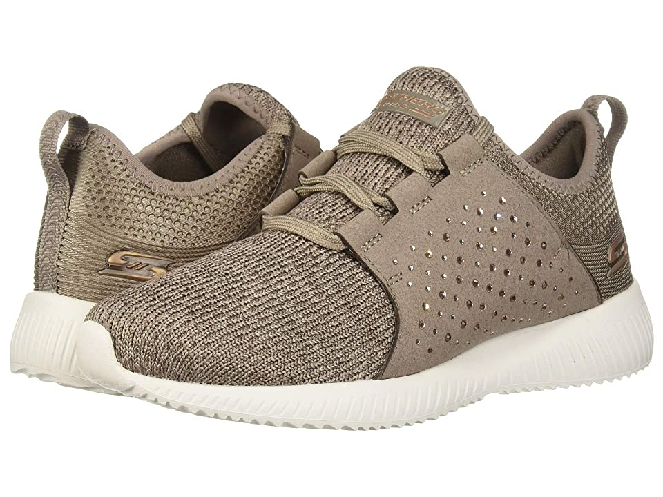BOBS from SKECHERS Bobs Squad (Taupe) Women