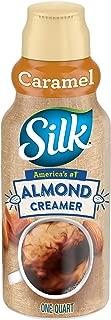 Silk Almond Creamer, Caramel, 32 oz