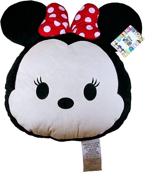Disney Tsum Tsum Minnie Face Pillow