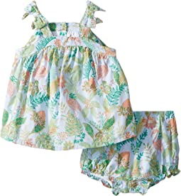 Bow Sleeve Two-Piece Play Set (Infant)