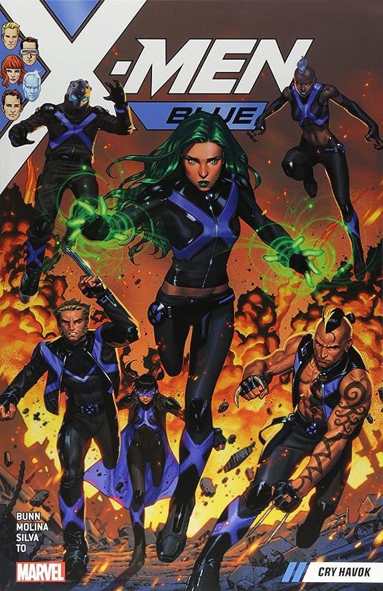 私たちプランテーション国民X-Men Blue Vol. 4: Cry Havok