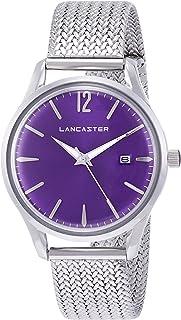 [ランカスターパリ]Lancaster Paris 腕時計 MLP002B/SS/VL MLP002B/SS/VL メンズ 【正規輸入品】
