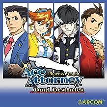Phoenix Wright Ace Attorney Dual Destinies - 3DS [Digital Code]