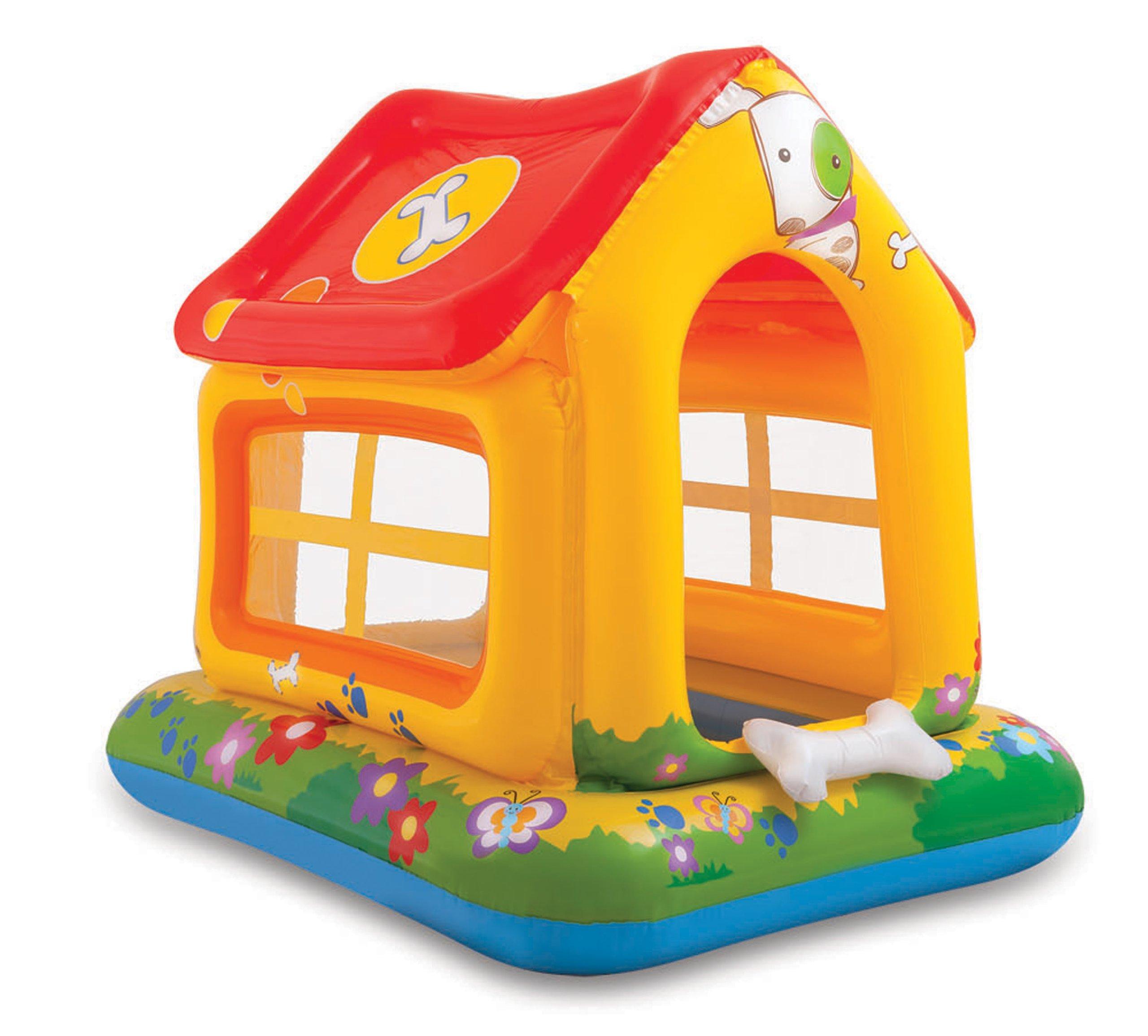 Intex 57429 - Piscina para bebé hinchable con diseño de casita ...