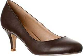 Best womens brown pump shoes Reviews