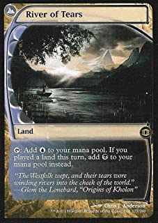 Magic: the Gathering - River of Tears - Future Sight