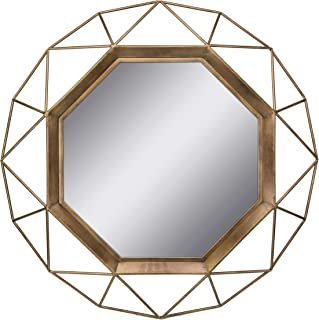 Best large round decorative mirror Reviews