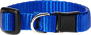 Lupine Dog Collar 8-12, Blue, 1/2 inch